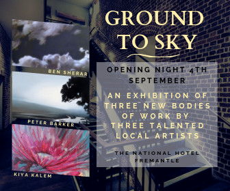 Ground to Sky – Exhibition on now!!