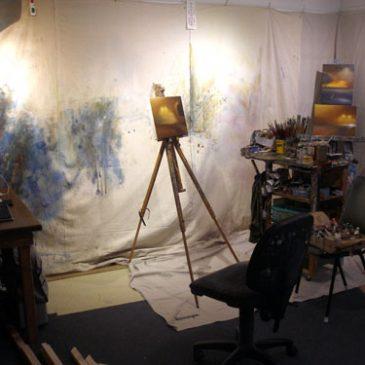 New studio setup