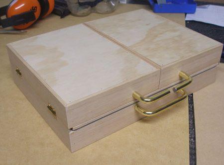 New pochade box