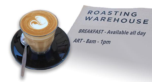 Roasting Warehouse Coffee image