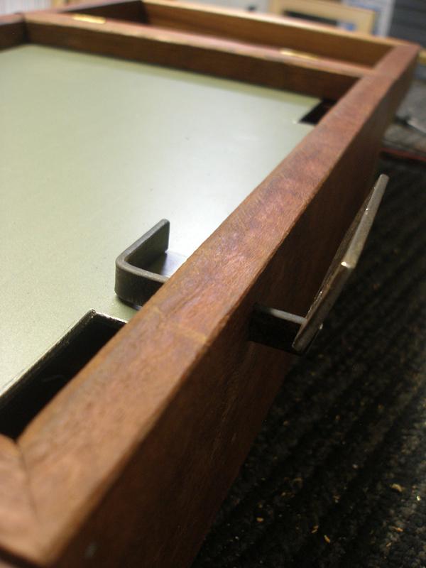 pochade box construction 10