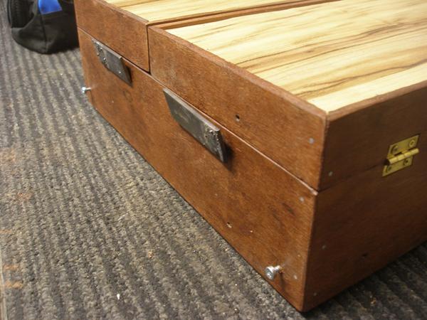 pochade box construction 11