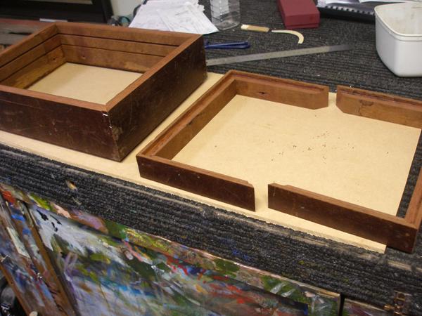 pochade box construction 2