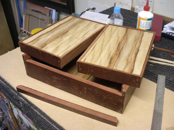 pochade box construction 3