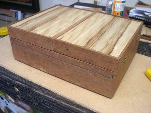 pochade box construction 5