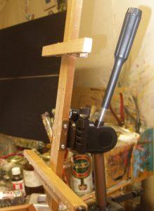 pochade box construction 9